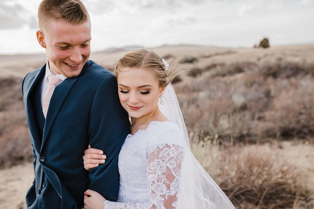 formal wedding photography rexburg idaho calli richards