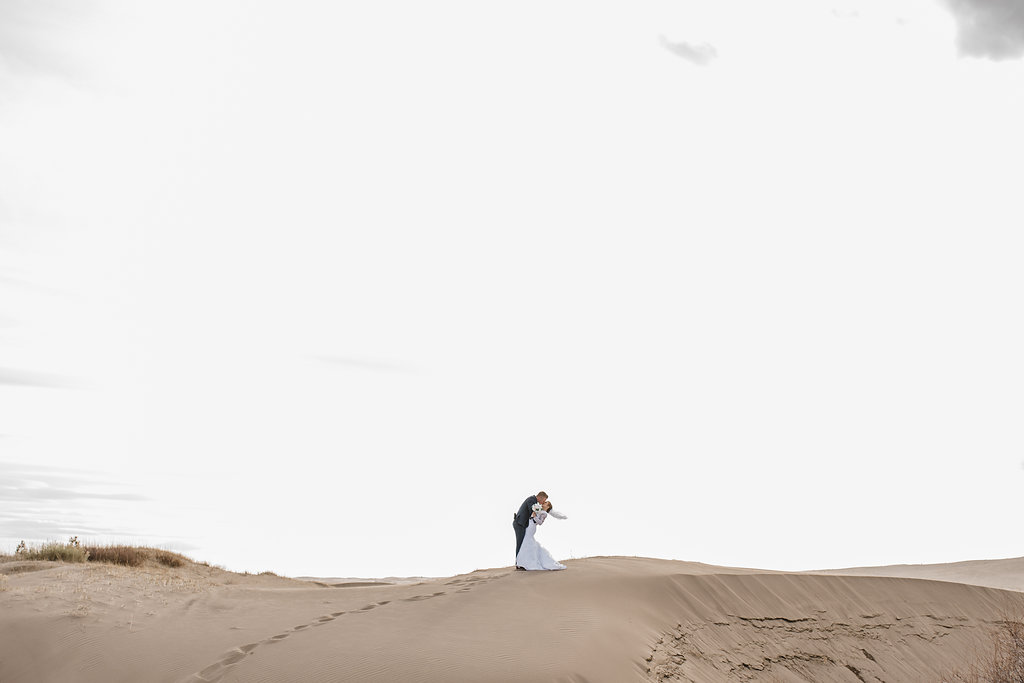 sand dunes rexburg idaho wedding formal session calli richards photography