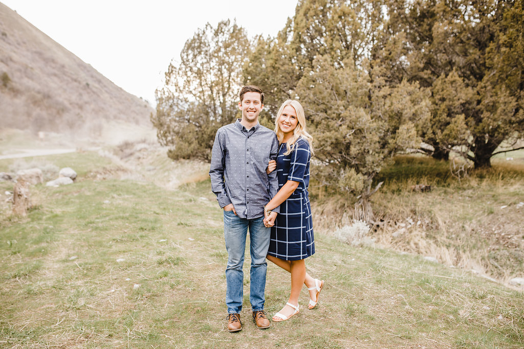 logan utah green canyon engagement photography professional couples pictures