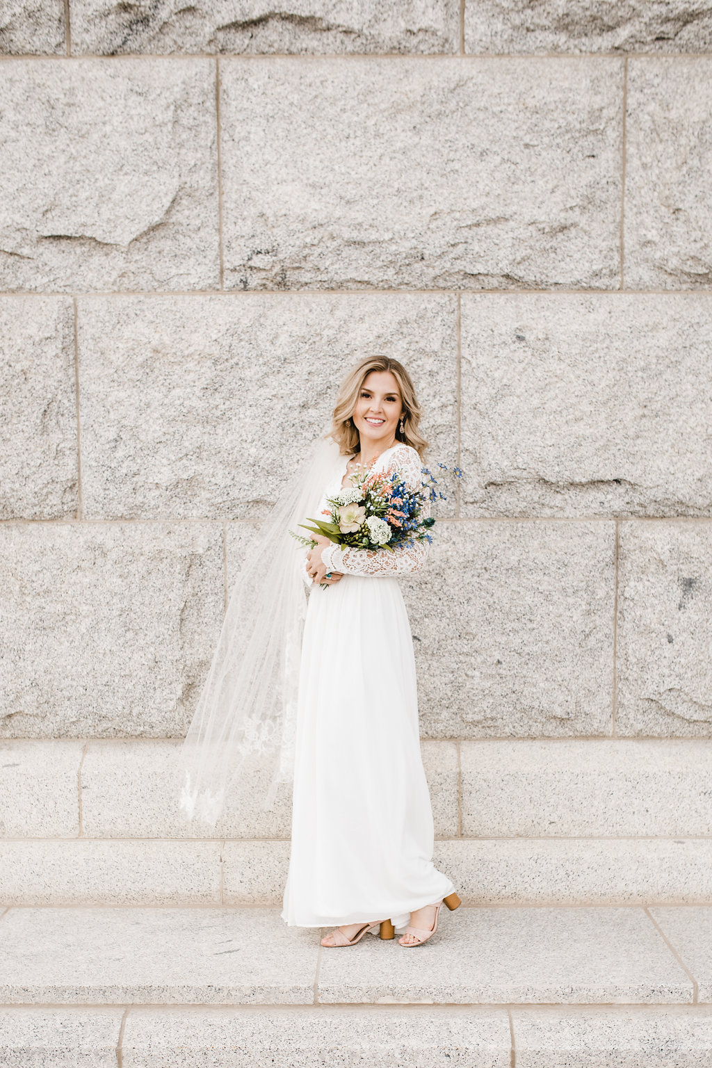 salt lake city wedding photographer bridals utah capitol building calli richards