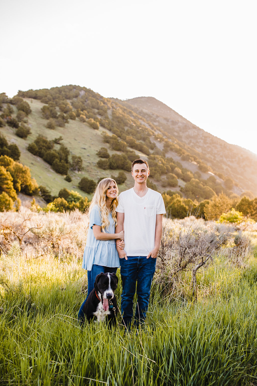 logan utah engagement photographer how to get the best mountain engagement session