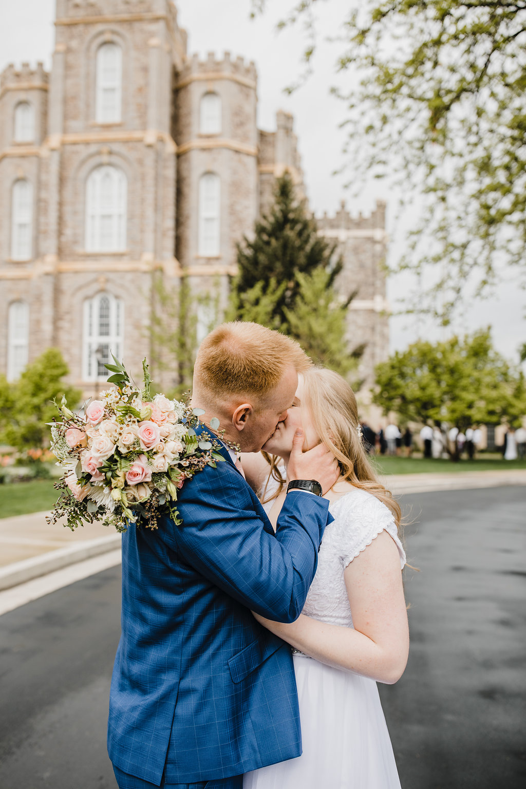 capture the beautiful moments from your wedding day with wedding photographer calli richards in cache valley logan utah