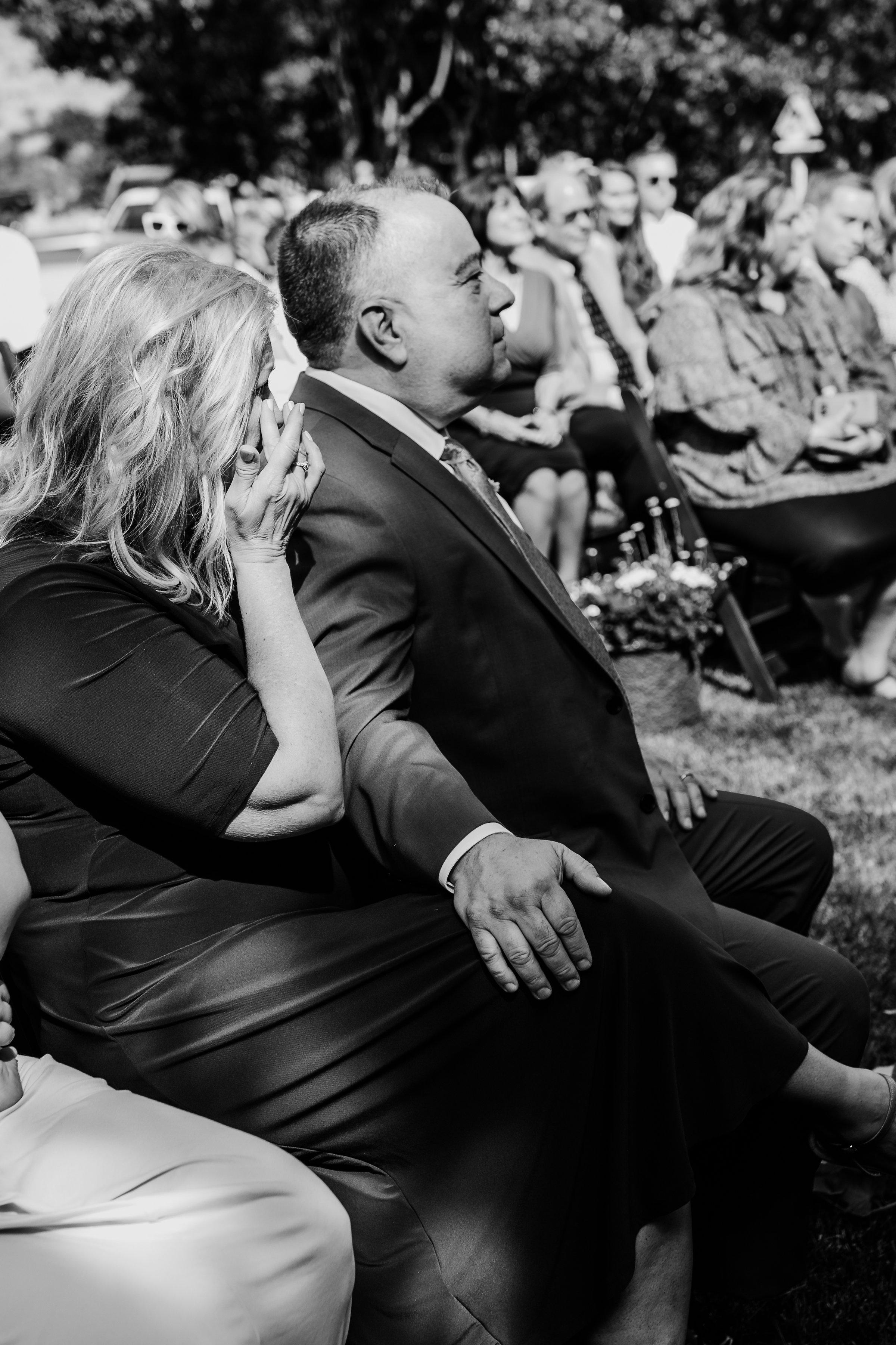 South Jordan utah wedding photographer outdoor wedding tears