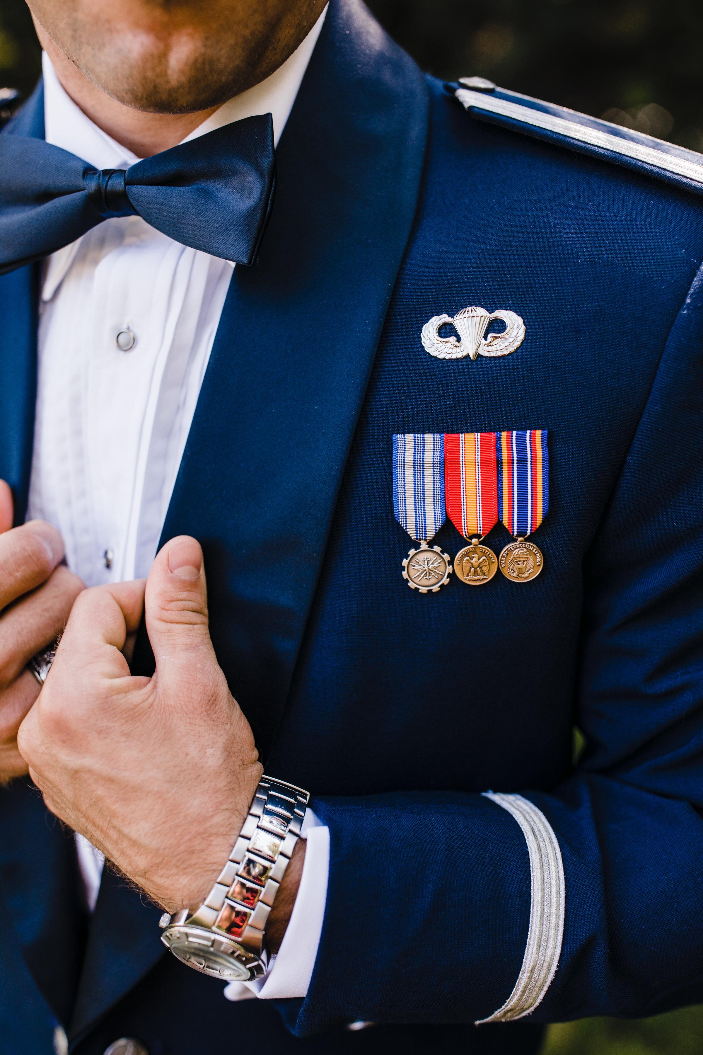 olympia washington professional wedding photographer groom wedding morning