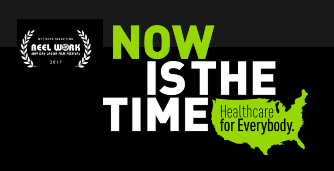 Through interviews, animations and exposé,  Now is the Time  describes the drama, struggle, and success of the movement towards healthcare equity.