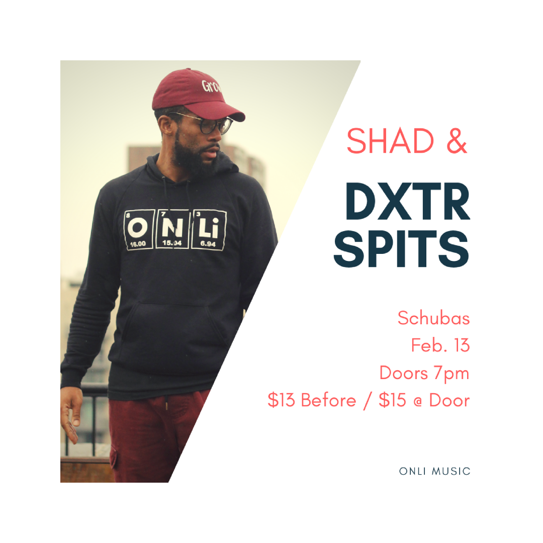 Grab tickets to the next Dxtr Spits show -