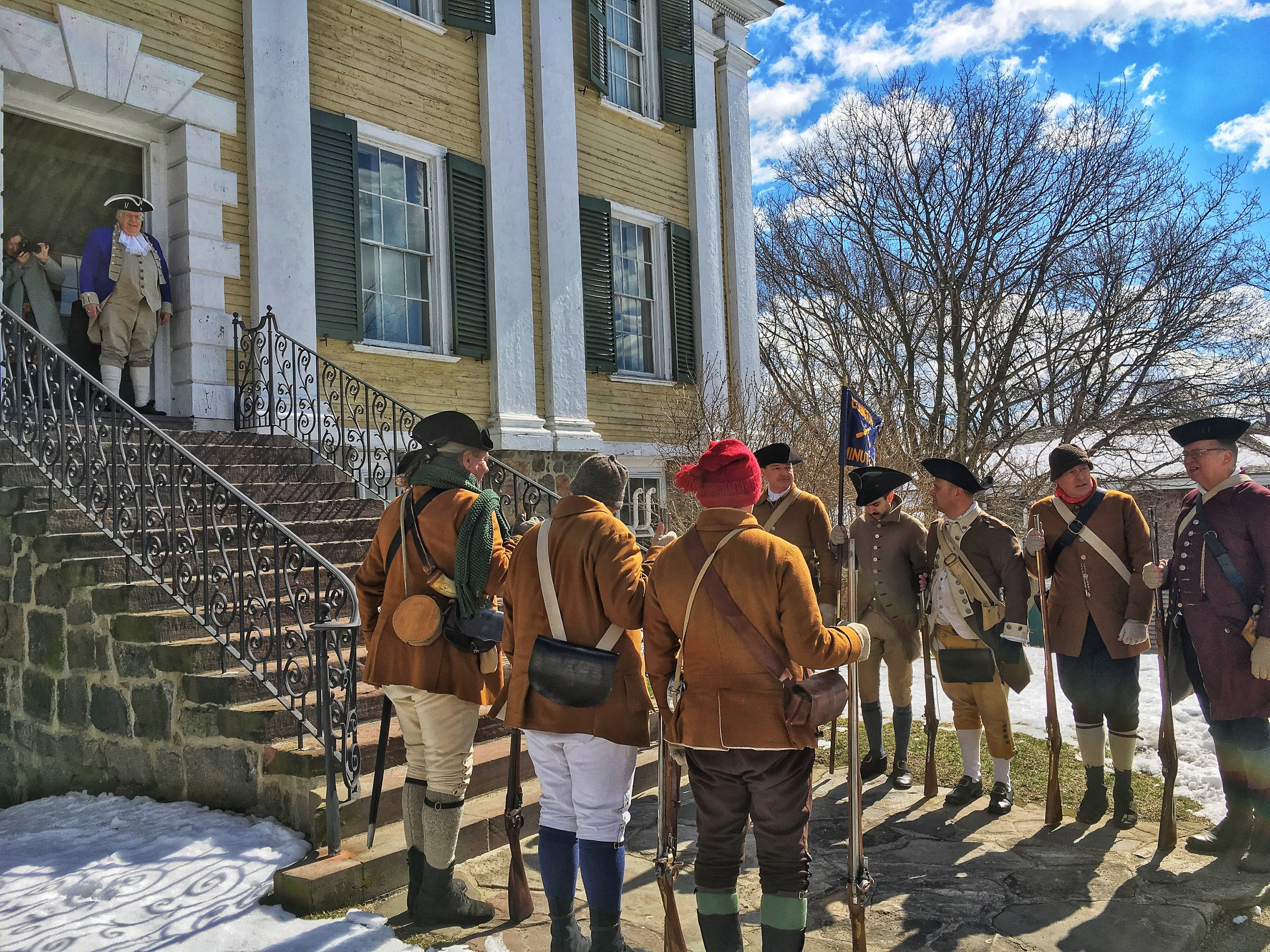 - 2018 Evacuation Day Luncheon