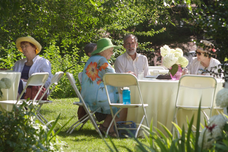 - 2018 Garden Party with OSMH