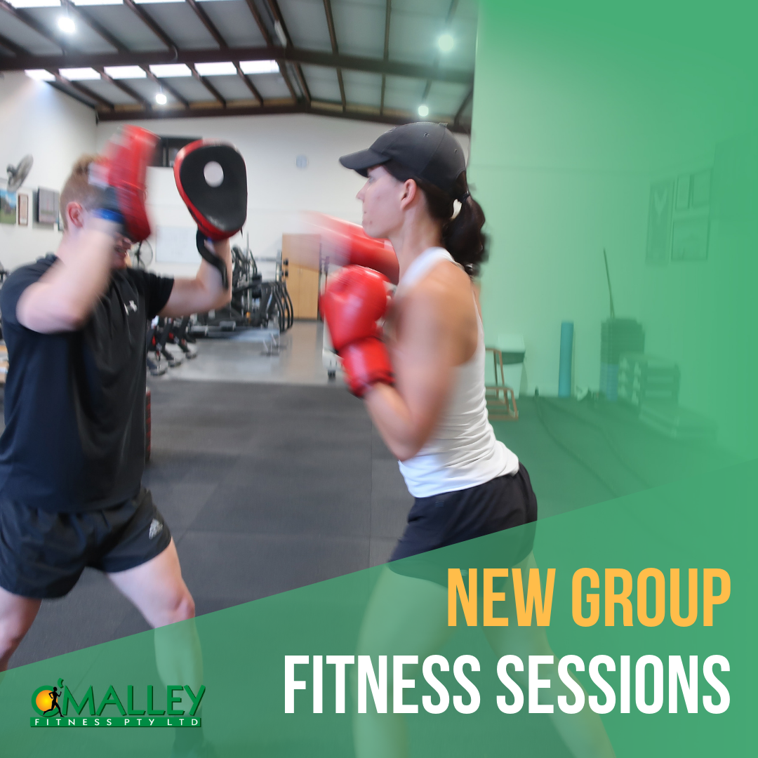 O'Malley Fitness Group Fitness