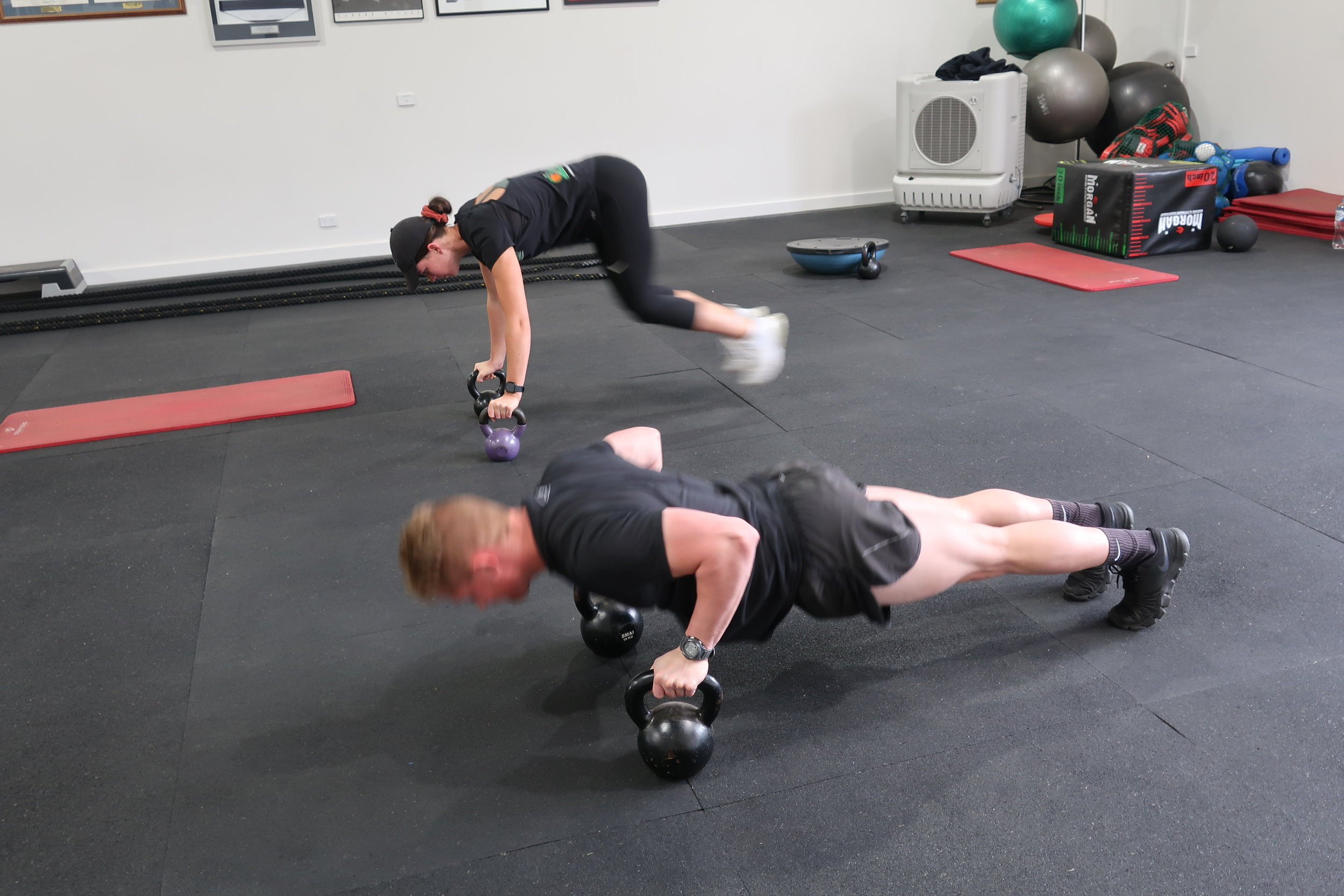O'Malley Fitness Geelong Gym Push Ups