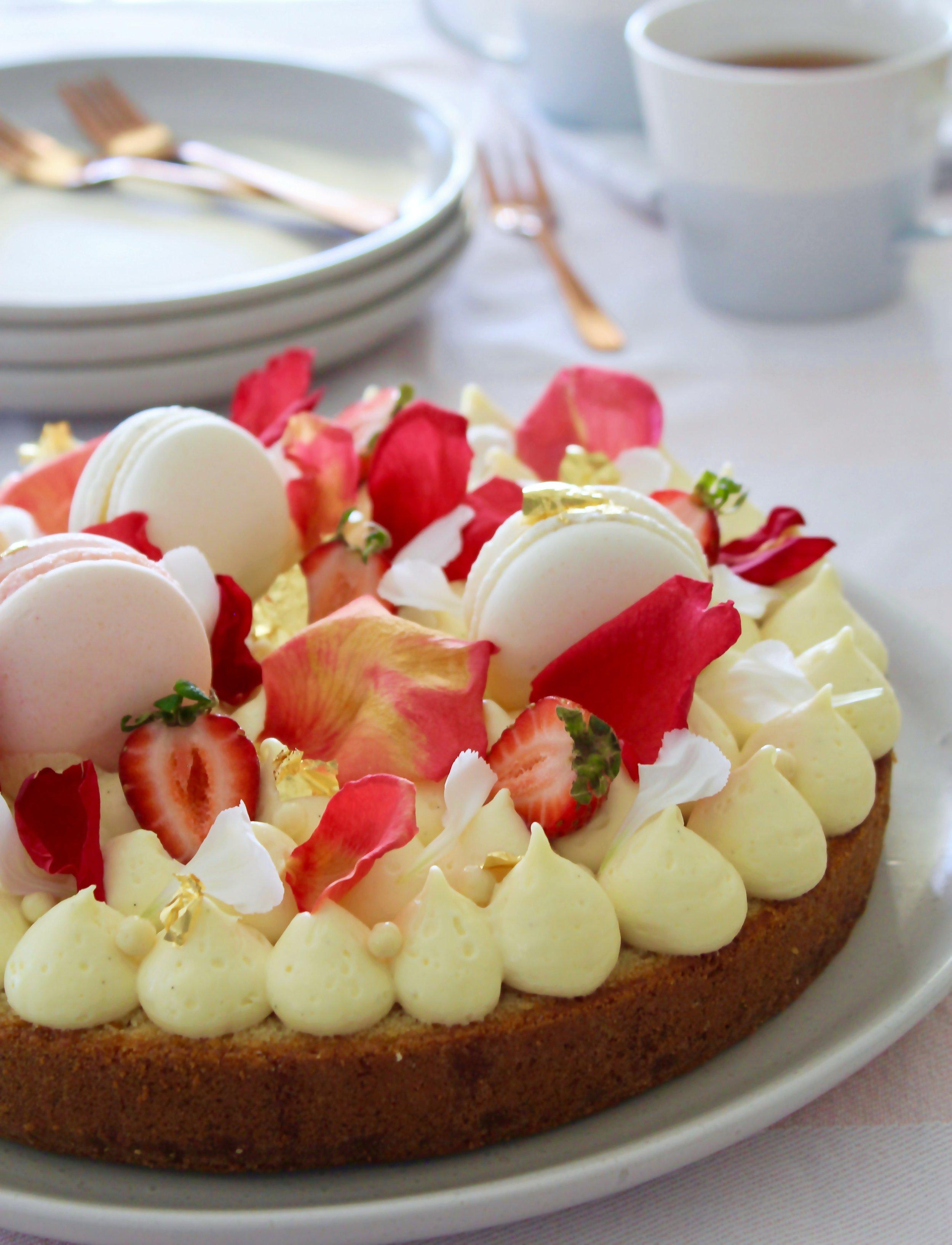 Cheesecake Mousse Strawberry Cake.jpg