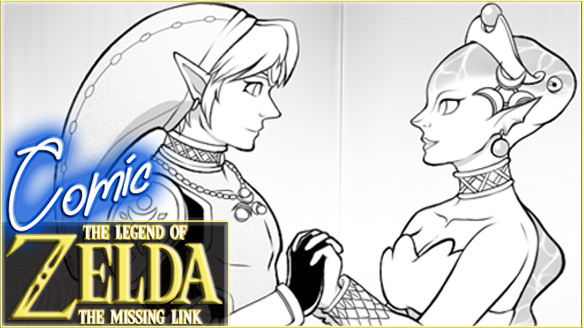 Check Out Zelda Dungeon's Thoughts On The Missing Link - They loved it!