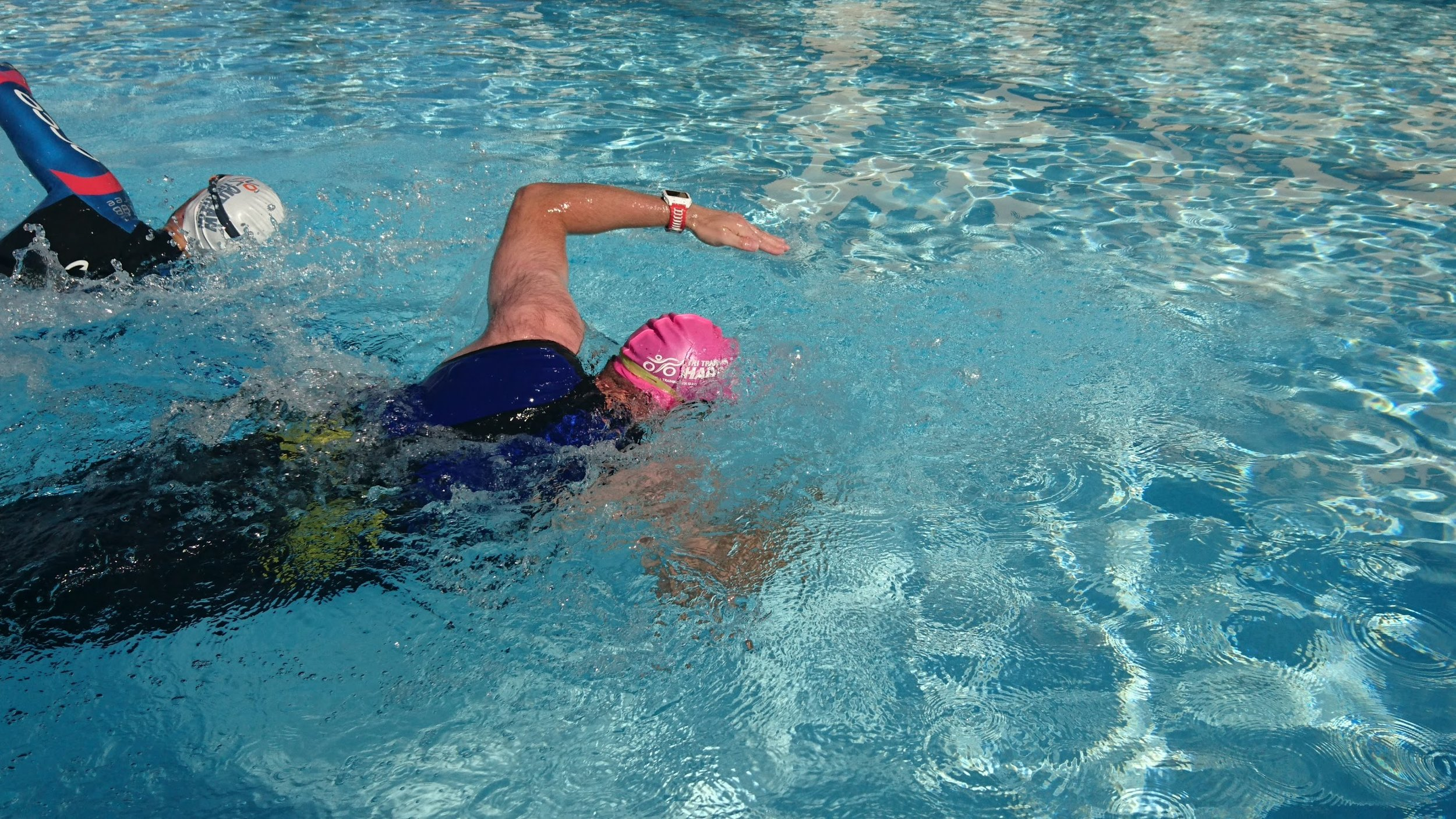 Swimming Technique may be a contributing factor to shoulder niggles