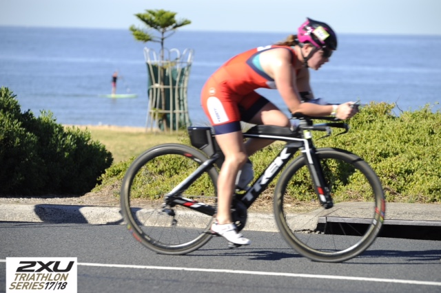 Too fast for the camera! Thanks to 2XU events for the image.