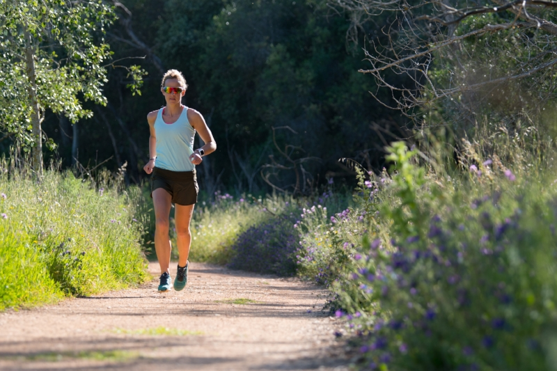 Focussed, interval work and using park runs can help improve your run speed.