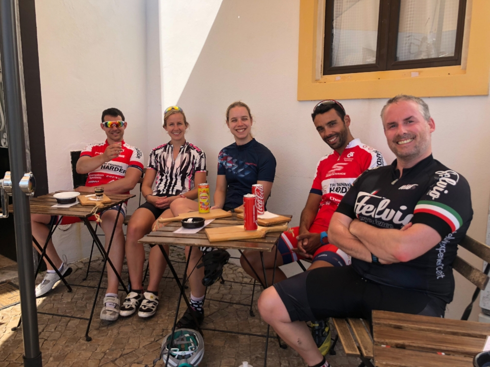 Races don't (usually) have cafe stops – have you started planning your nutrition plan?
