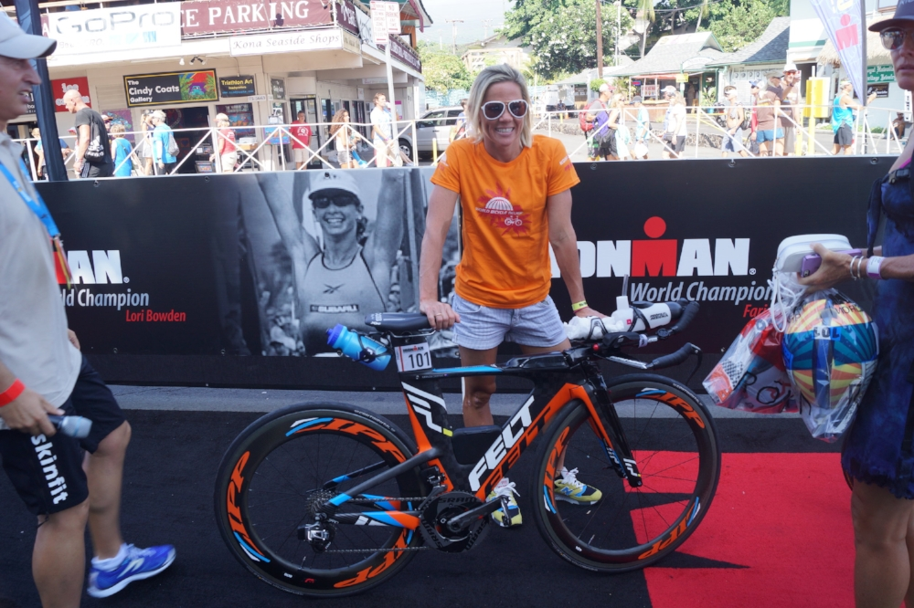 IRONMAN Races can have a lot of hype and do things slightly differently to your local tri! Still, make sure you enjoy it!