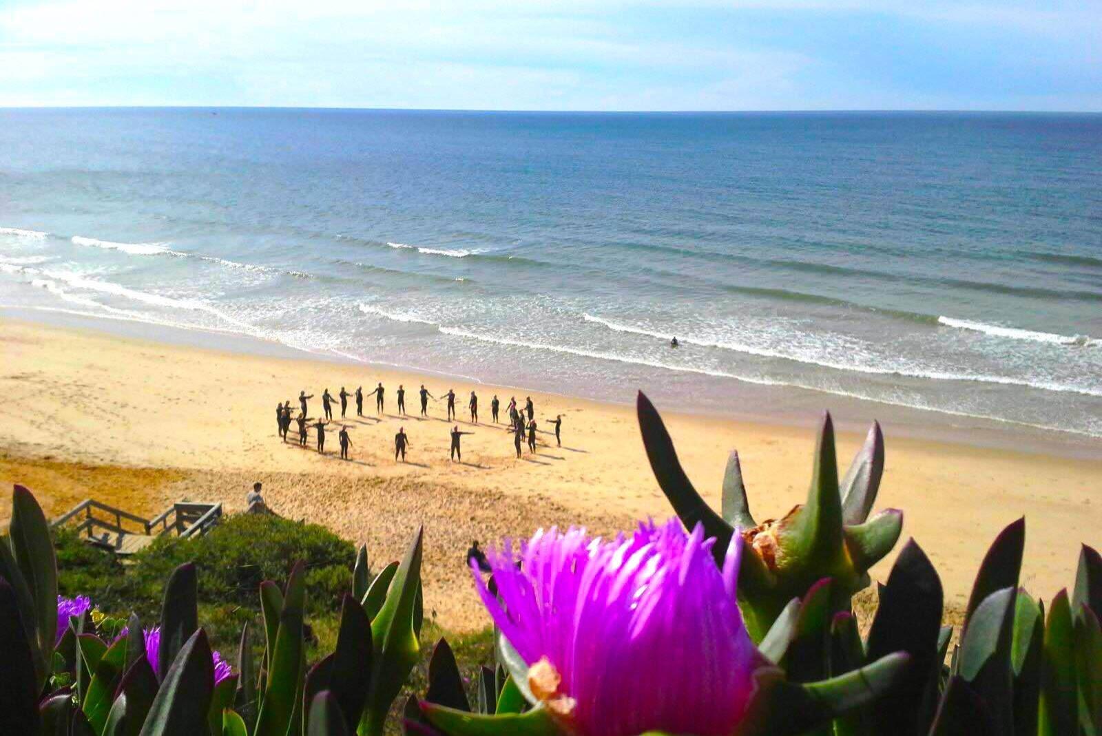 Cascais, Portugal - 1-1 Swim Session