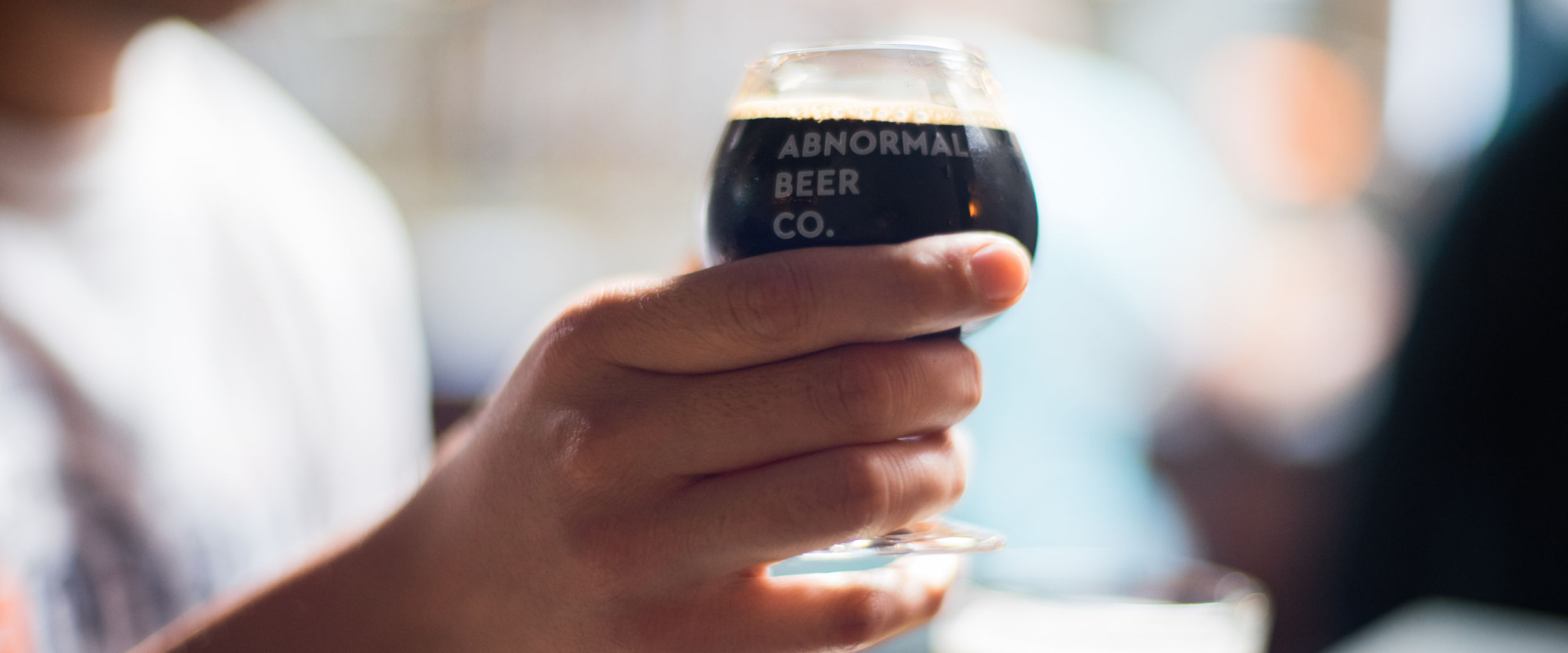 - Abnormal beerambassadors