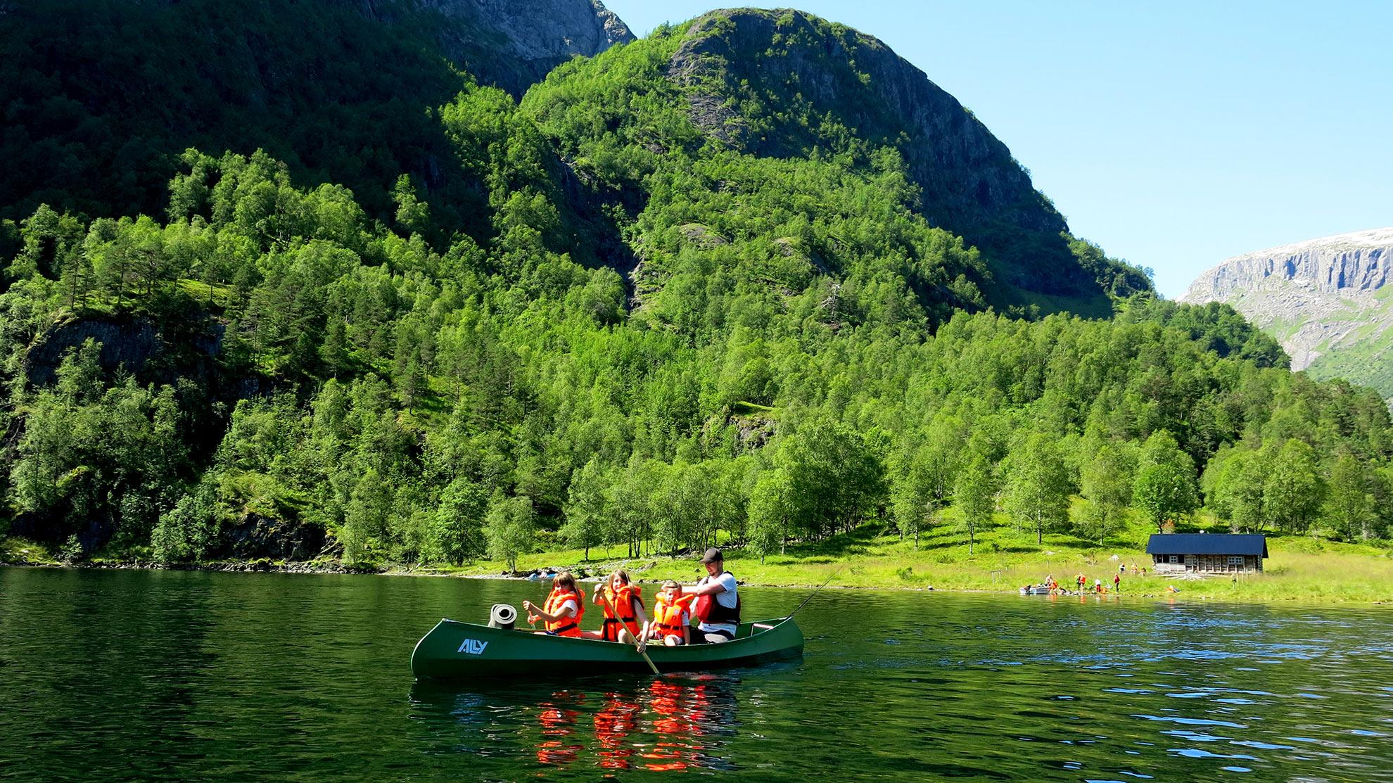 VERNA : Straumsbotnen er innlemma i Ålfotbreen landskapsvernområde.