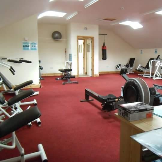 Sneem Rowing Club Gym