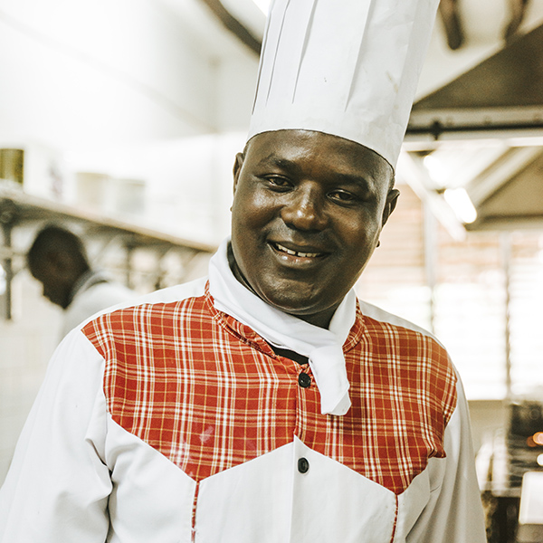 Ken - Head Chef