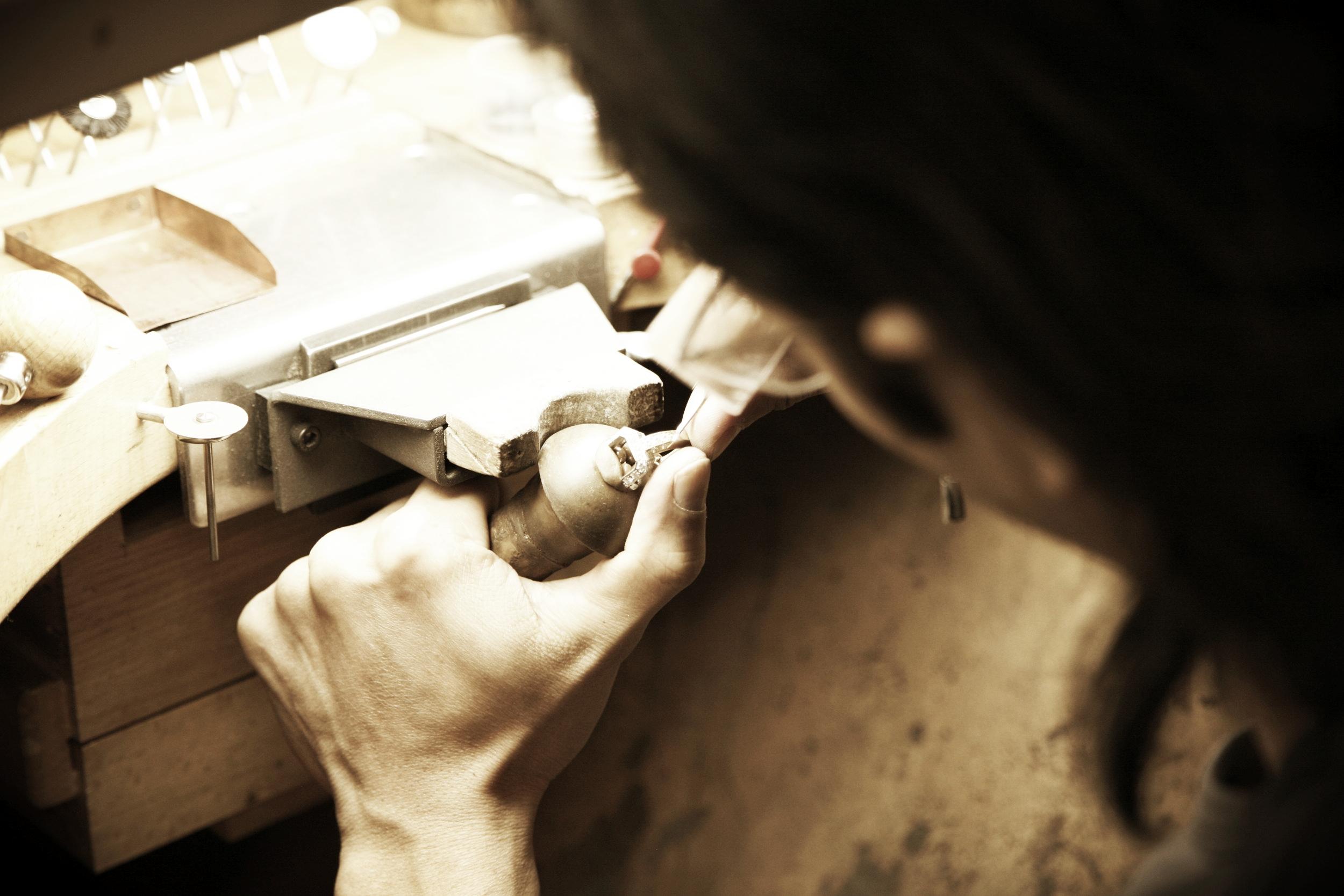 Authentic Craftsmanship -