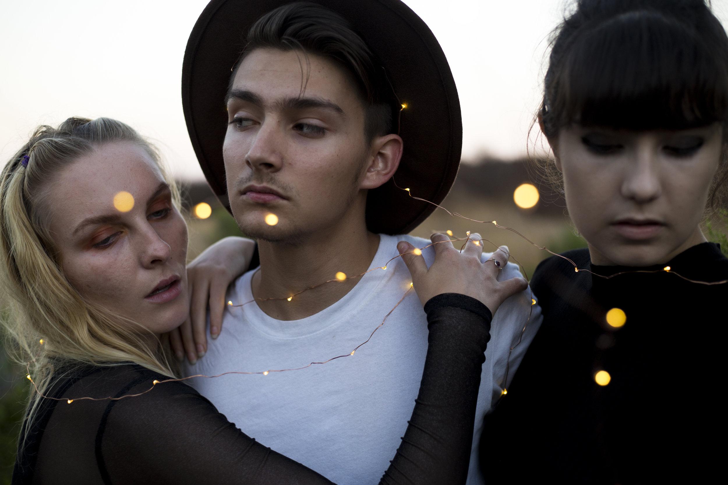 ELIANA, TESS & CHRIS