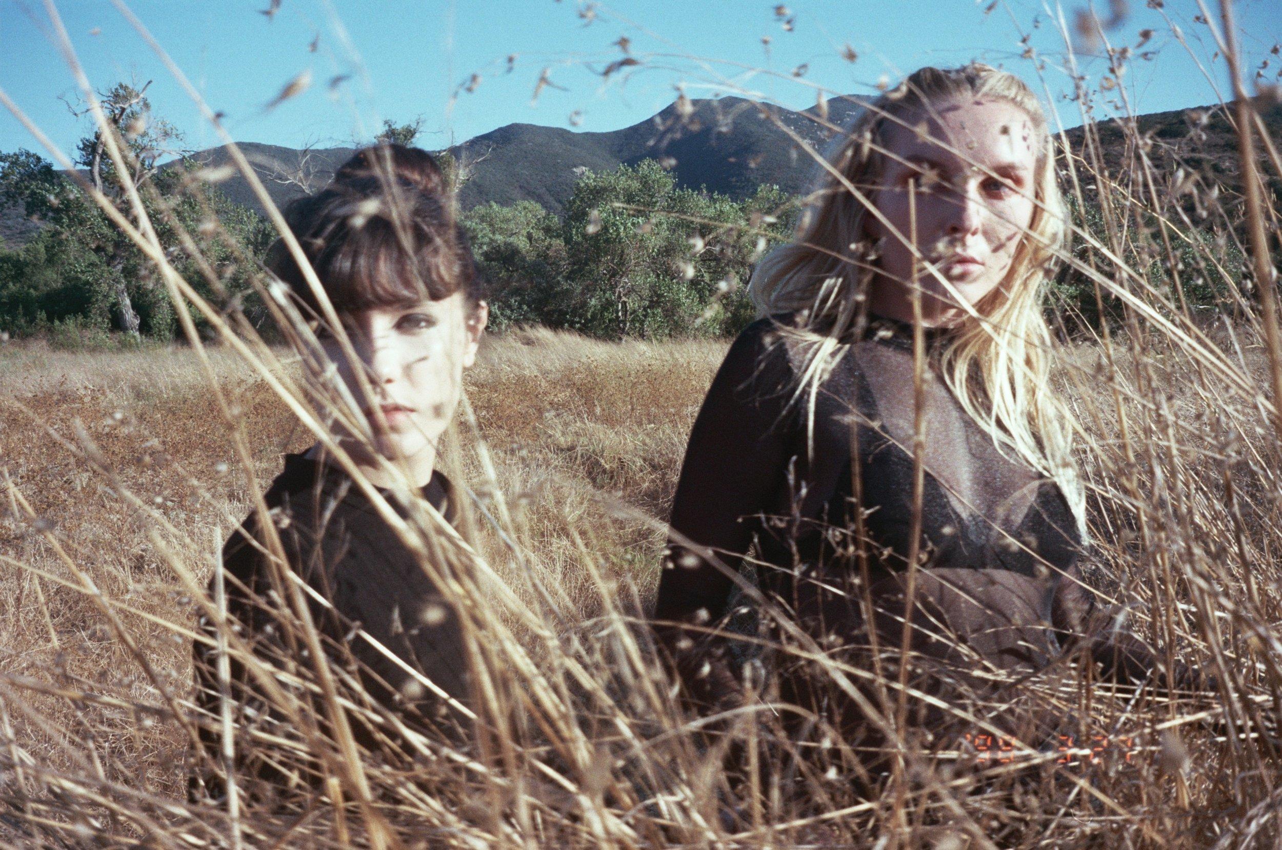 Tess & Eliana at Mission Trails