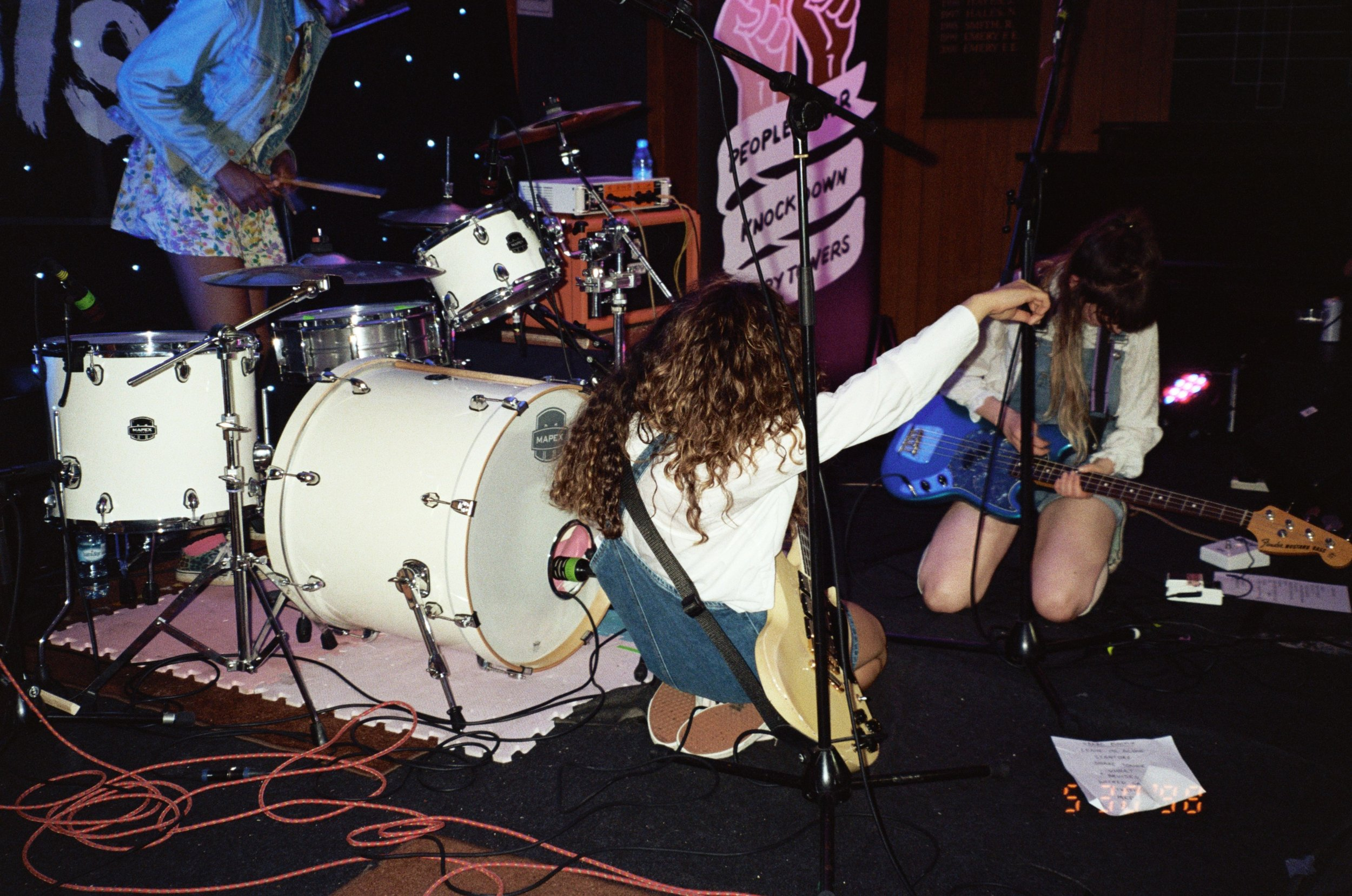 The Tuts @ Brudenell Games Room