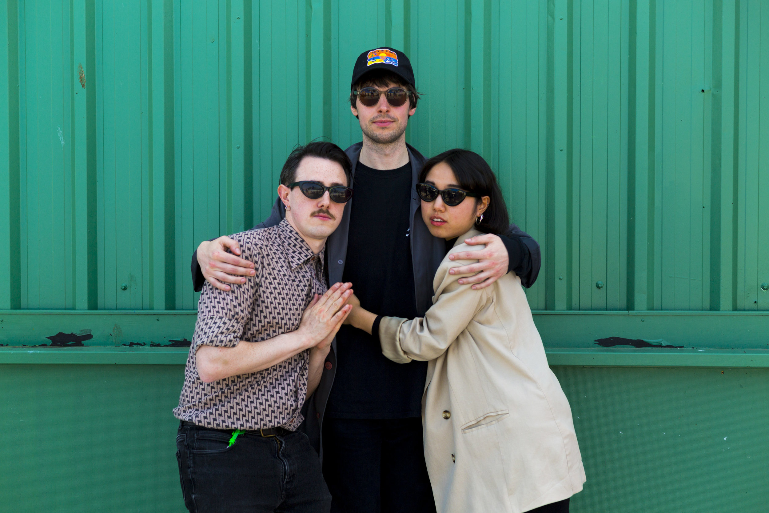 In Conversation with Dama Scout @ Great Escape 2018 - London-via-Glasgow three-piece Dama Scout might be one of the most exciting, eclectic bands one the rise today.