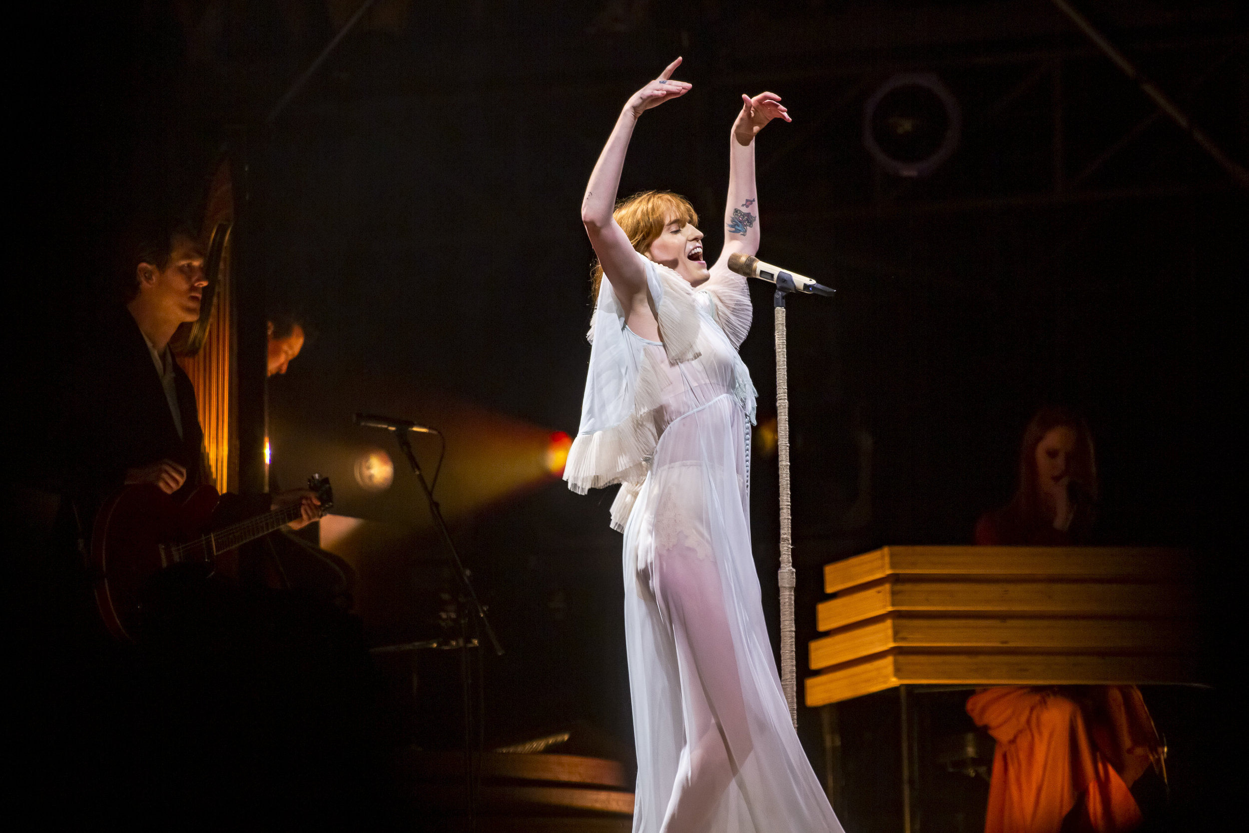 FLORENCE + THE MACHINE    @ GOV BALL 19