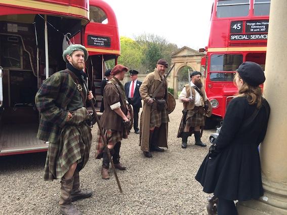 Highland passengers The Red Bus.jpg