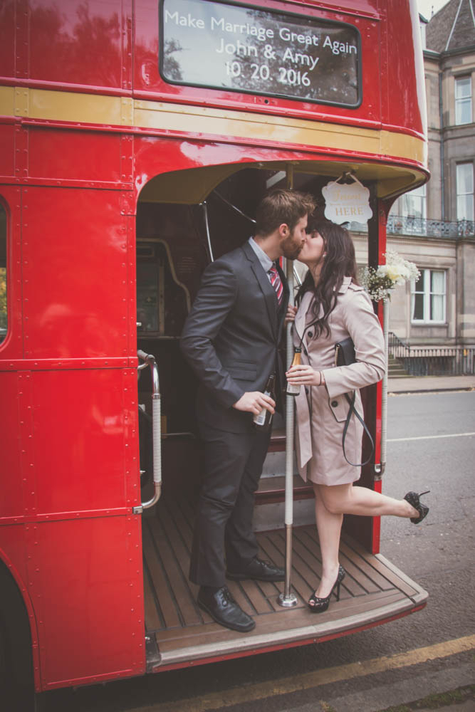 The Red Bus/kissers