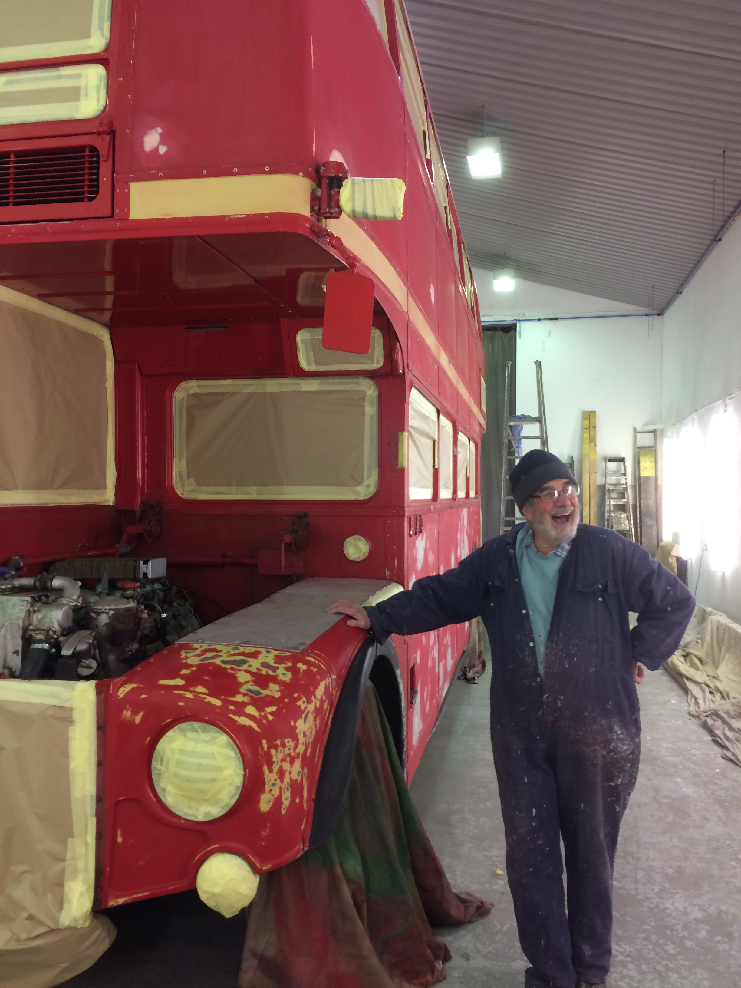 The Red Bus/Peter