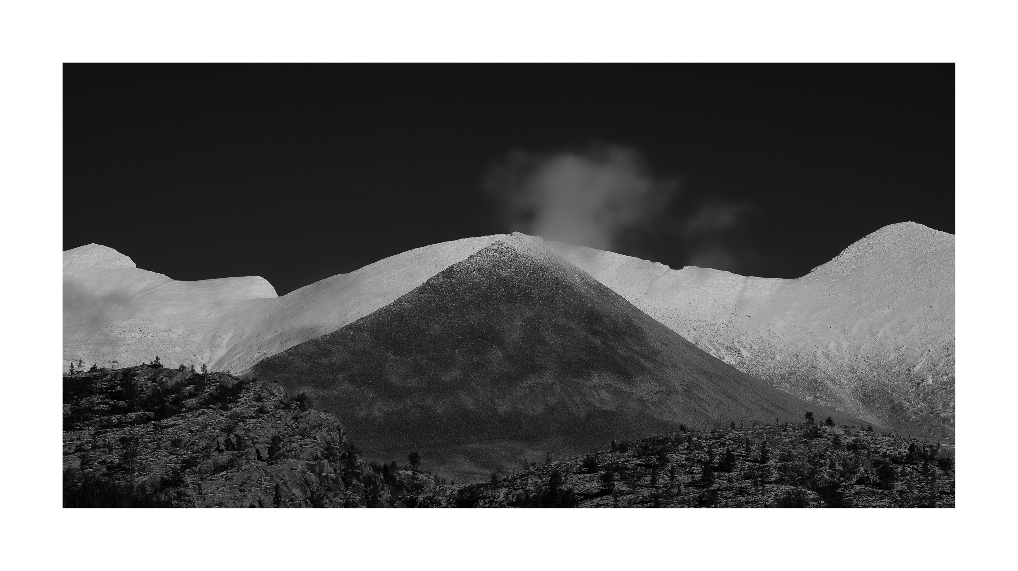 Pyramid of Rondane - Rondane, Norway, 2017