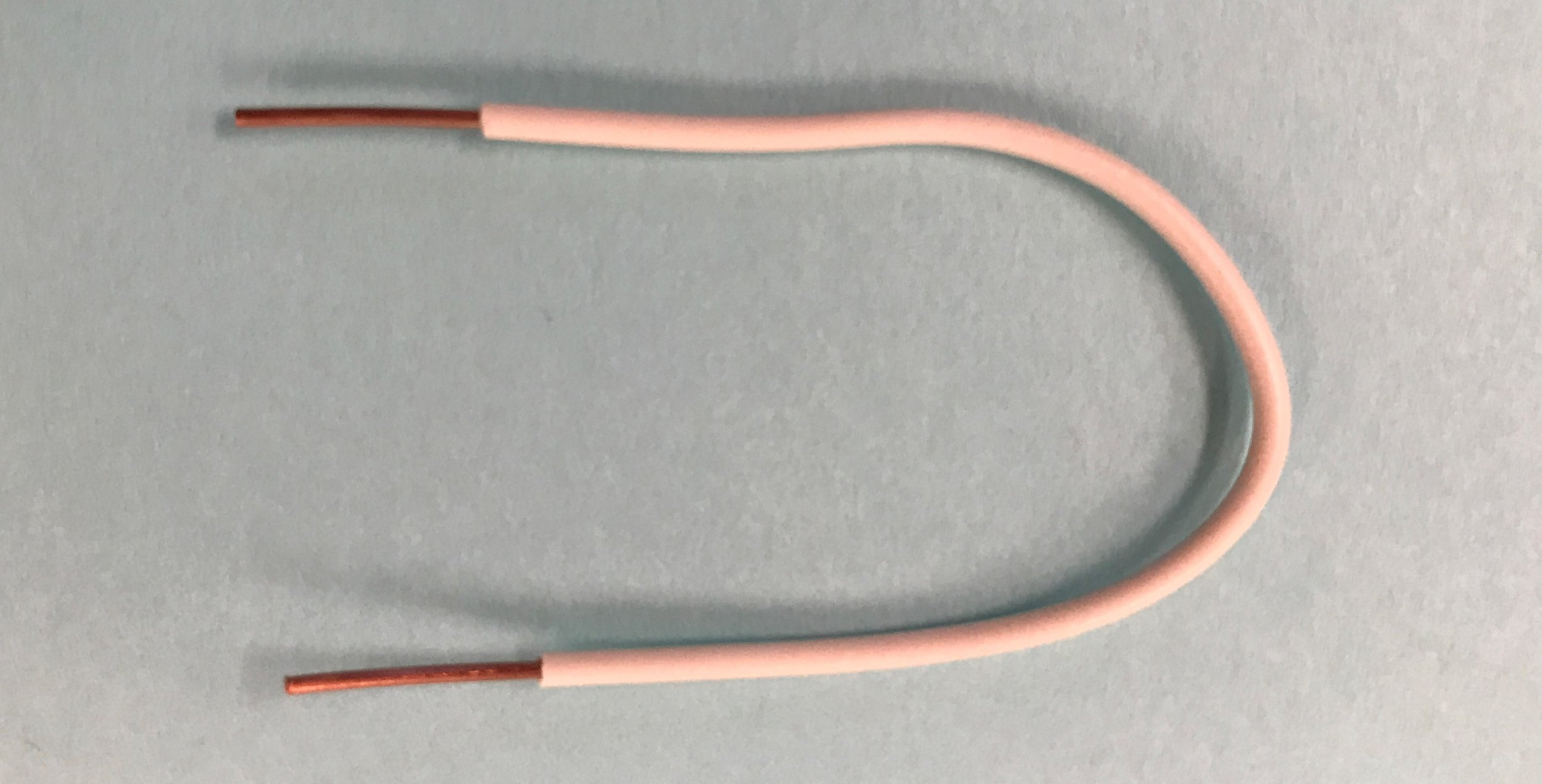 - This technique is used in the real AstroPi flight units.Take the long wire from the Wiring Kit. It should be about 1 meter in length. Using a ruler and wire cutter, make five 10cm lengths.Use the wire stripper to expose at least 1cm of bare wire on each end, then bend the wire into a U shape.