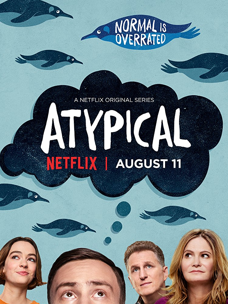 Netflix TV series Atypical on autism