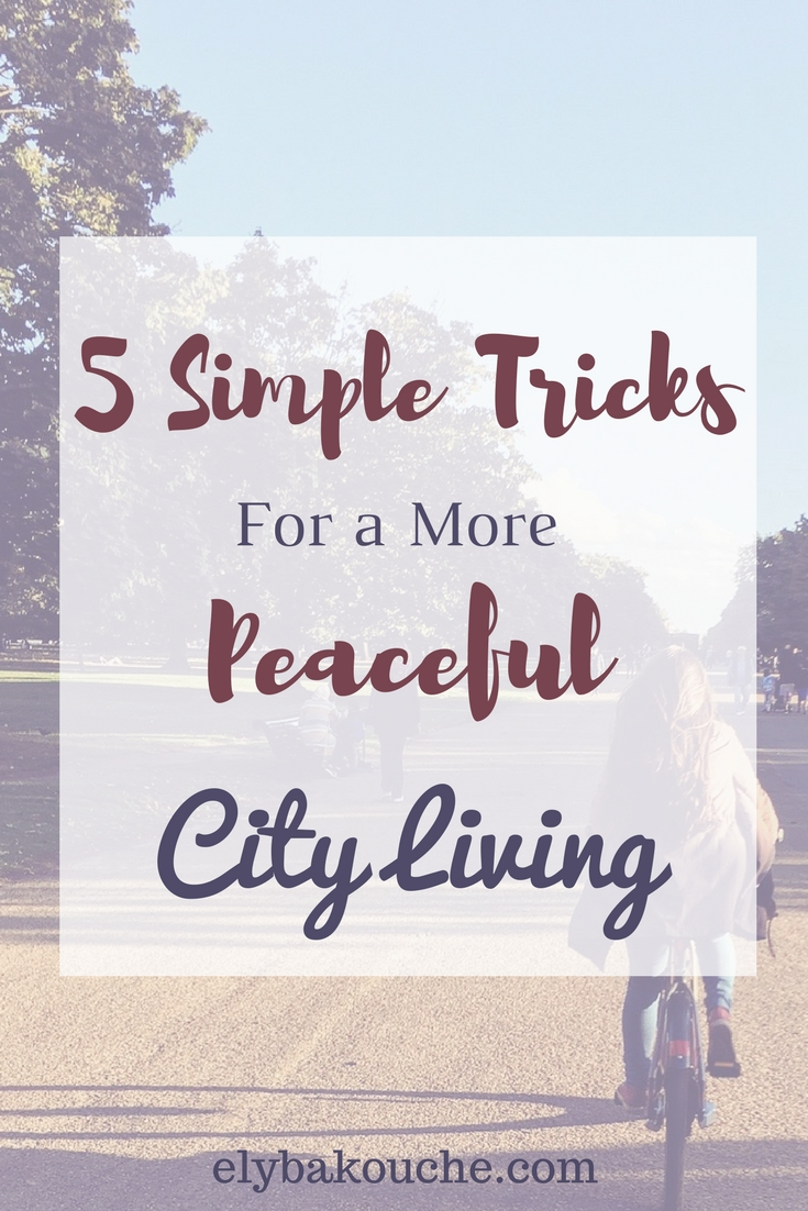 5 tricks for a more peaceful city living. London Hyde Park. Ely Bakouche. jpg