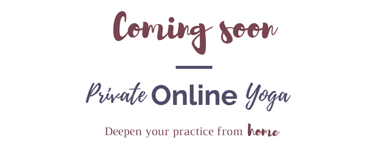 Private online yoga classes with Ely Bakouche