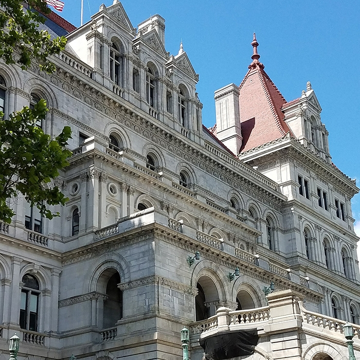 NY State Capital, Albany