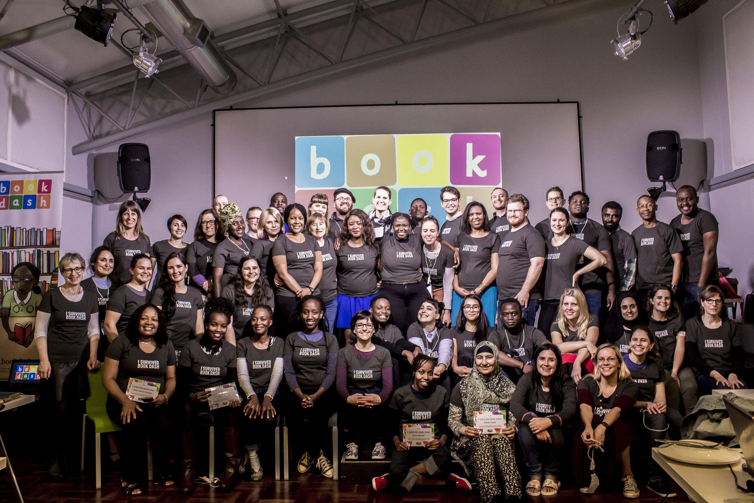 BookDash 2017 Johannesburg