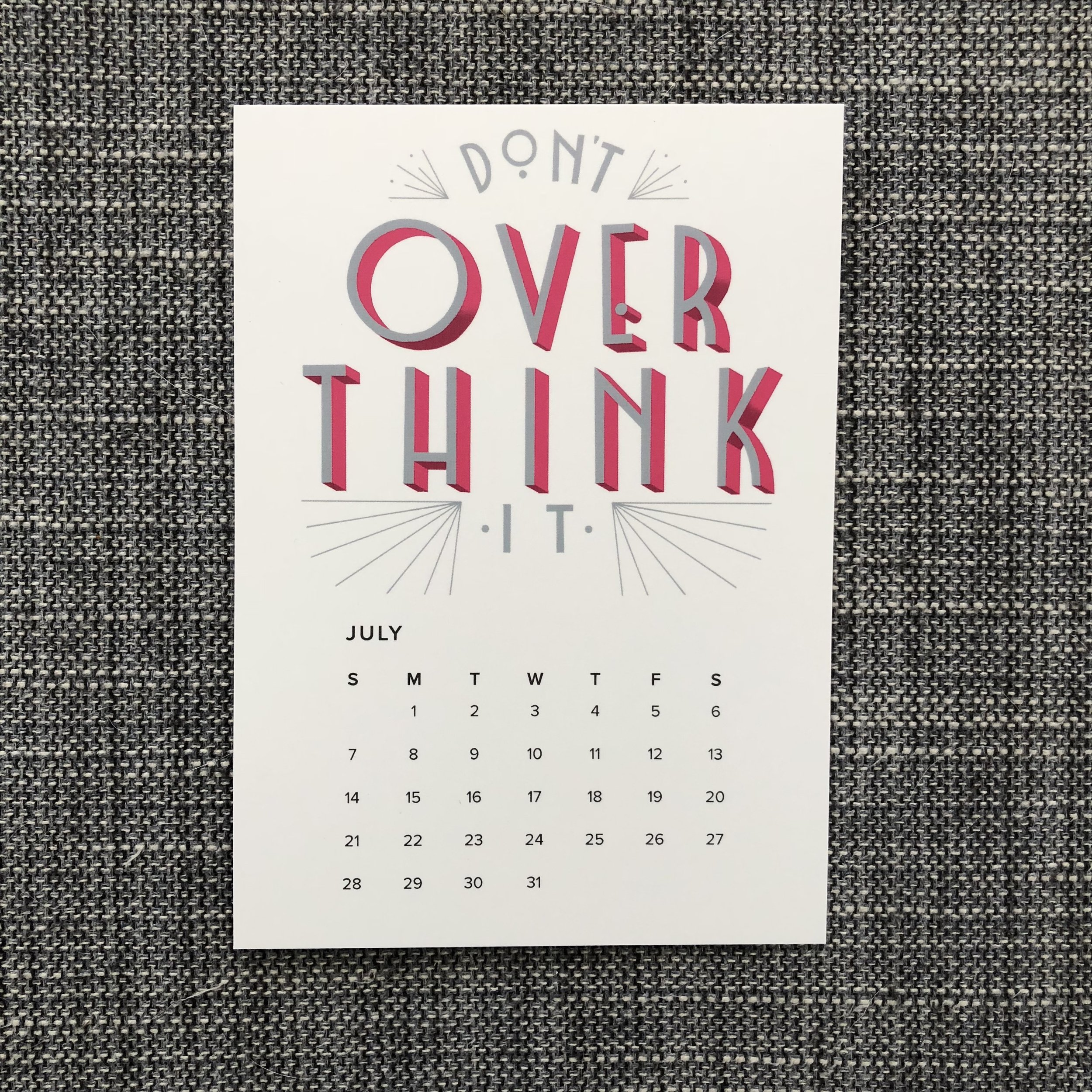 Submit a quote - Got an idea for a quote to be included in the 2020 Motivate Your Ass Calendar?