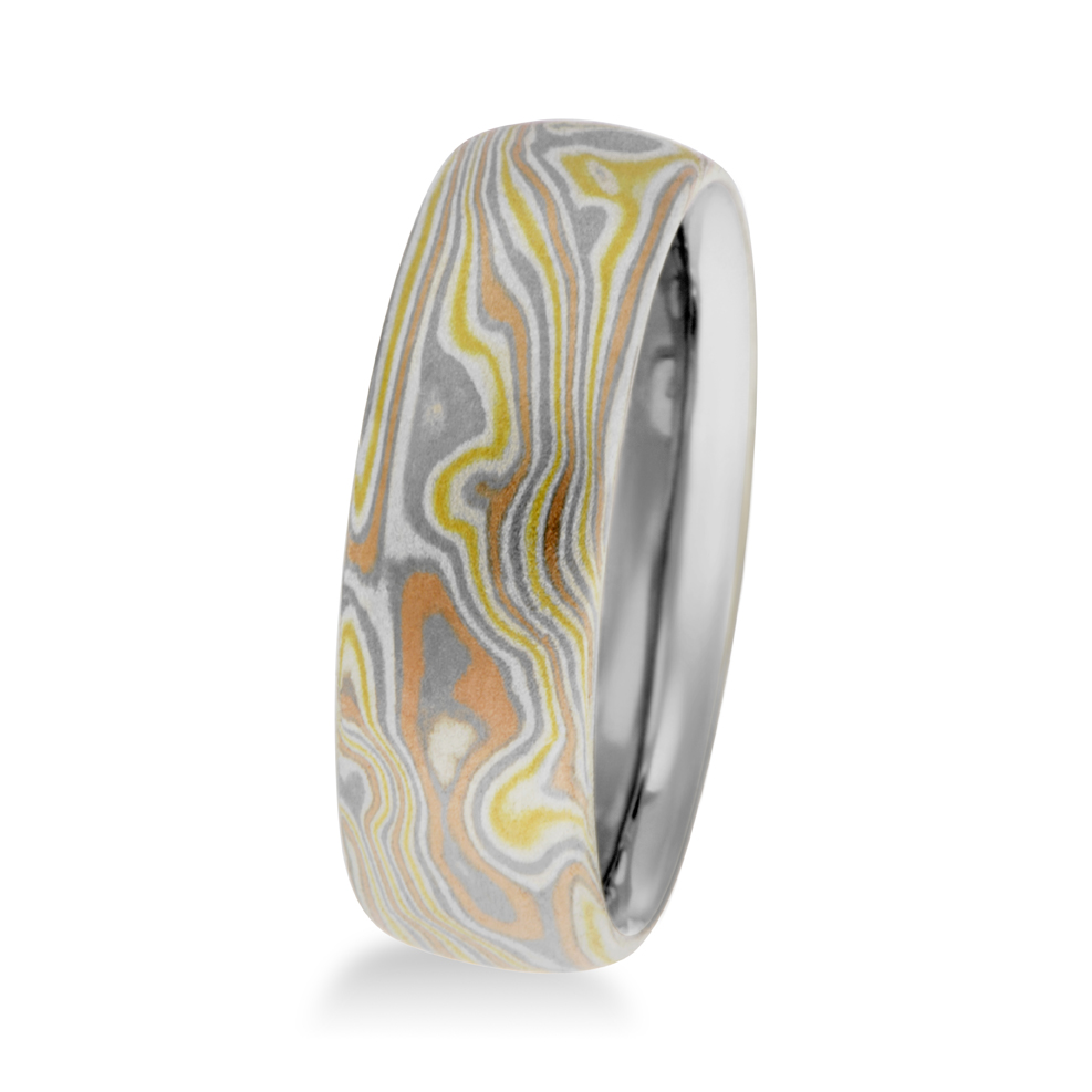 Twisted & Forged Pattern    Rainbow Gum