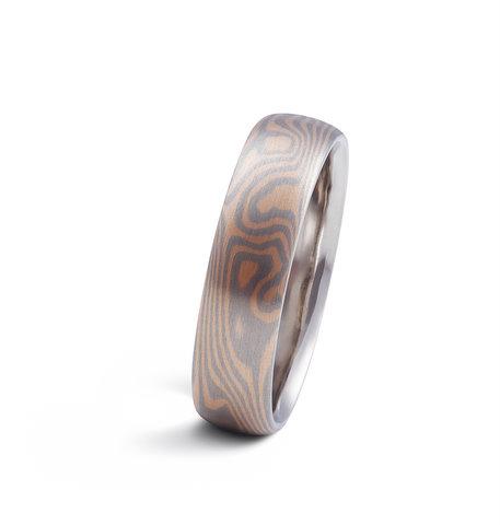 Twisted & Forged Pattern    IronBark