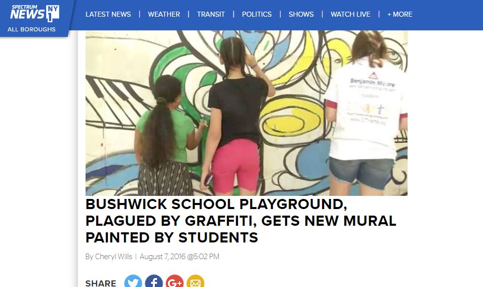 Spectrum News NY1 - Check out the article here!