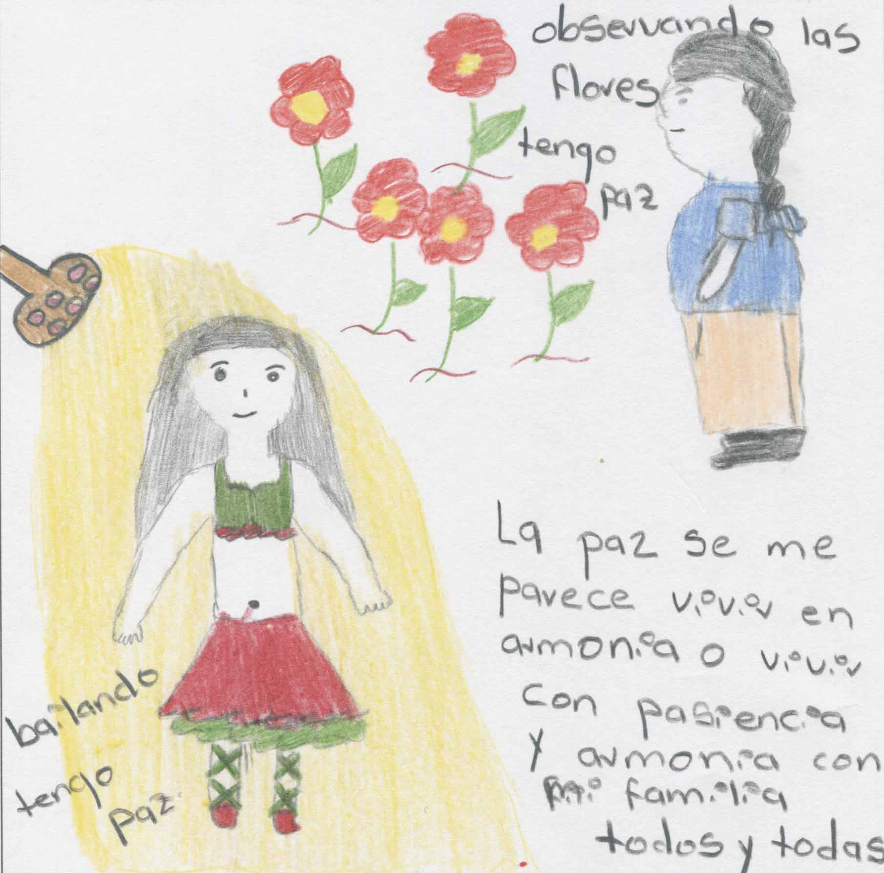 Olga Patricia Canales, 11