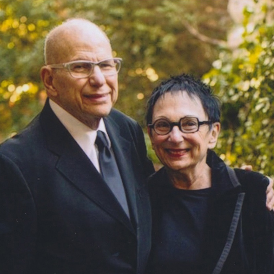 Barbara and aaron Levine - Philanthropists