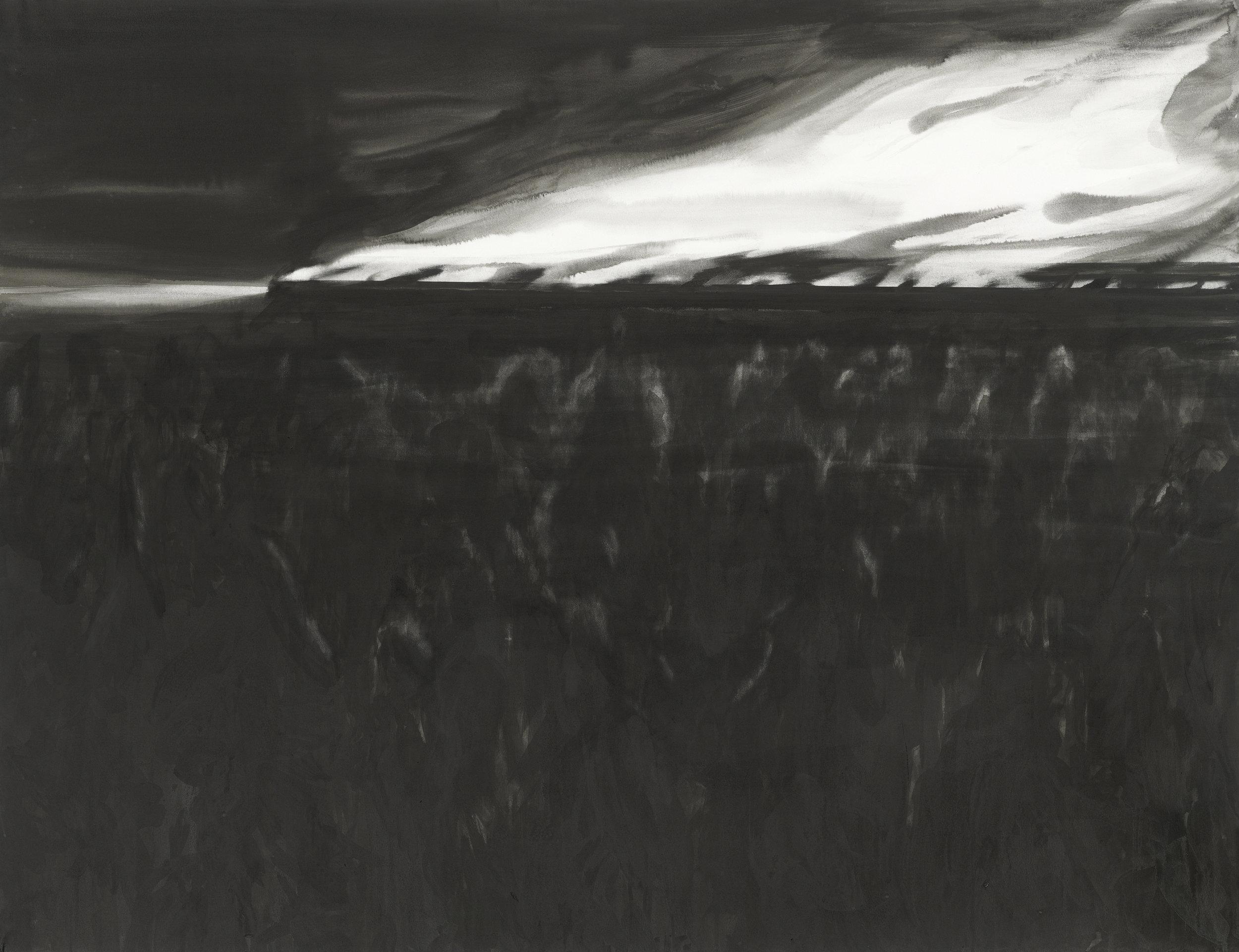 Erweckter, 2018, Tusche auf Papier, 129 x 99 cm.jpg
