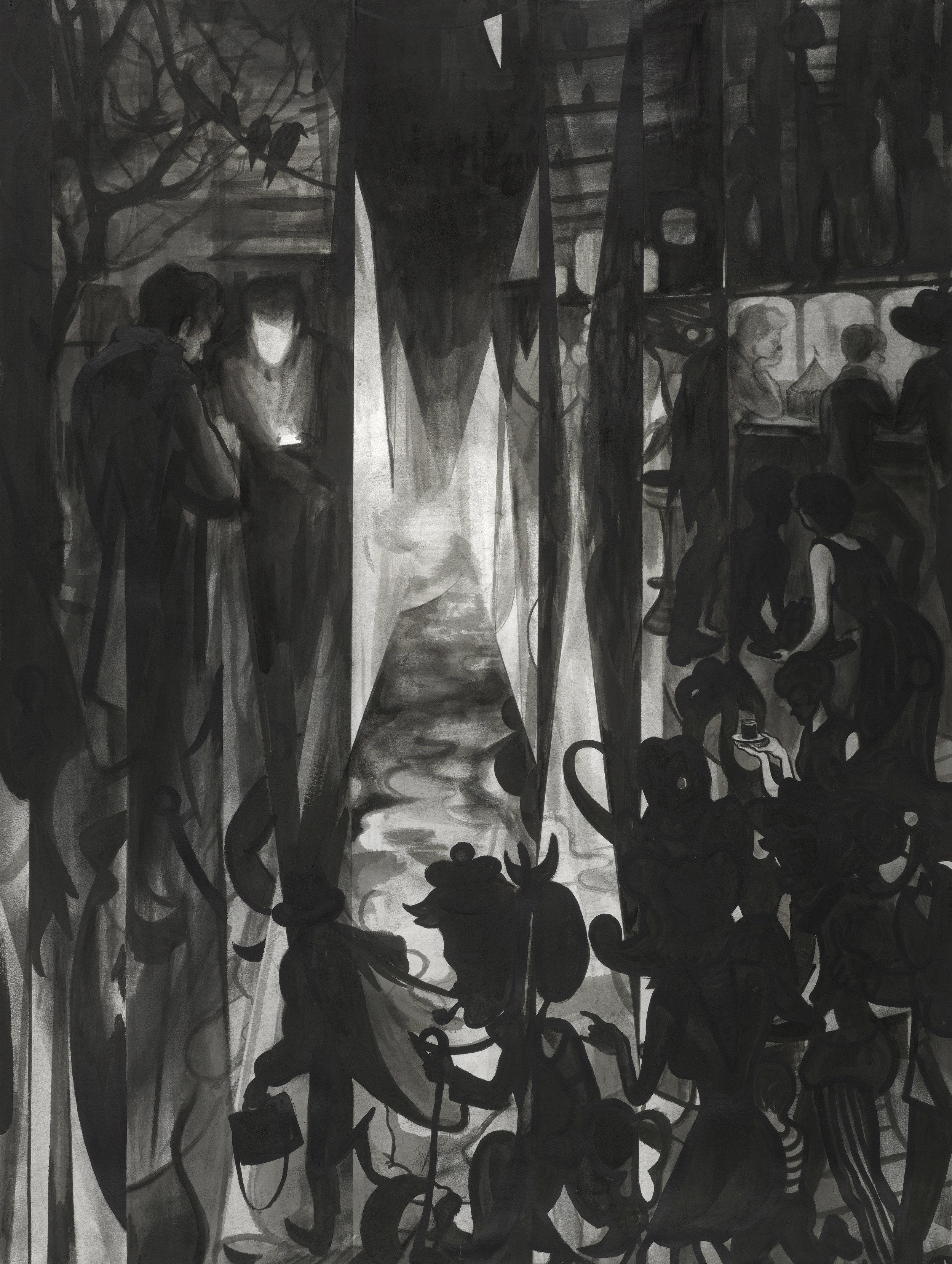 Virus, 2018, Tusche auf Papier, 122 x 92,4 cm.jpg